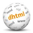 Kugel, DHTML, dynamisch, Webdesign, Webmaster, Inernet, Homepage