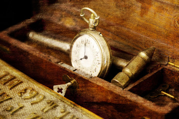 Orologio quadro
