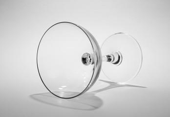 lean wineglass