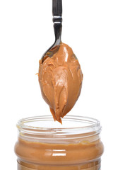 Spoon Peanut Butter
