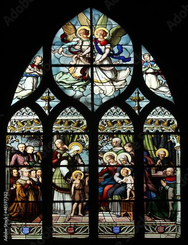 jan-chrzciciel-jego-matka-elzbieta-jezus-i-swiety-pokrewienstwo