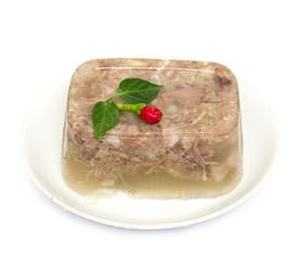 jellied meat