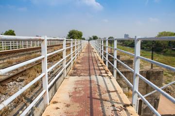 The railway corridor