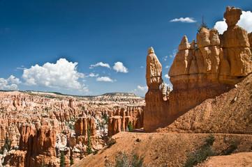 Cheminée de fée à Bryce Canyon - Utah, USA