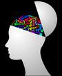brain text