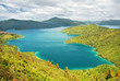 The Marlborough Sounds, South Island of New Zealand