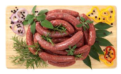 Salsiccia di carne di cavallo - Sausage horse meat