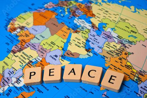 world peace message