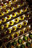 Vin, chai, cave, bouteille, Bordeaux, œnologie, bar poster