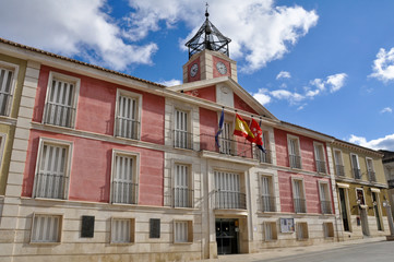 Aranjuez City Hall, Madrid
