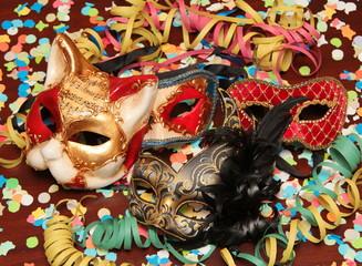 Fantasia di maschere