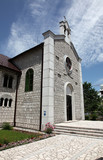 Catholic Church of St. Anthony of Padua, Cetinje, Montenegro