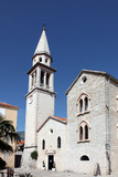 Church of the Saint John the Baptist, Budva, Montenegro