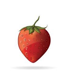 Strawberry - vector