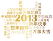 2013 Chinese New Year Greetings Text
