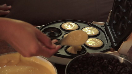Cooking donut 1