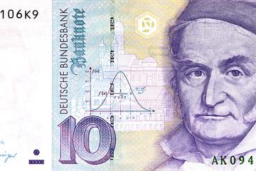 Ausschnitt Banknote © Matthias Buehner