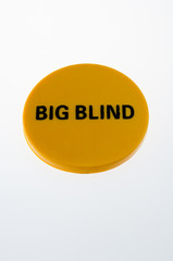 BIG Blind beim Poker