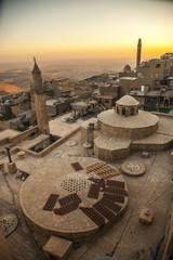 Mardin gün batımı