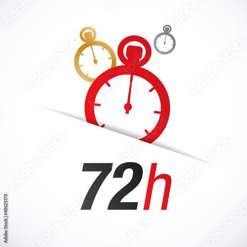 Livraison chrono 72 h