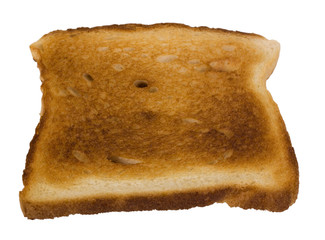 Close-up of a toast