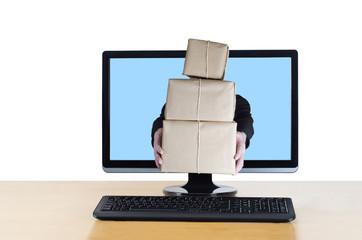 Online Parcel Delivery