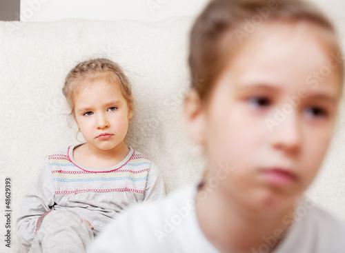 Conflict between children