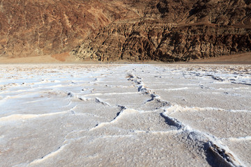 Badwater, Death Valley, USA