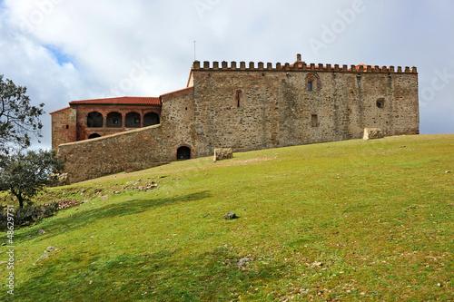 Monasterio de Tentudía, provincia de Badajoz