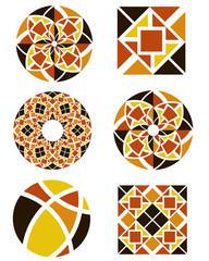 Pattren Textile Texture