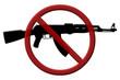 Ban on assault rifles