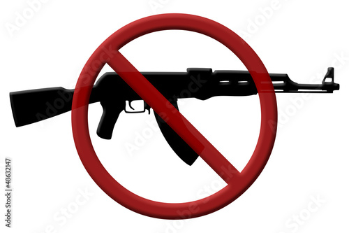 Ban on assault rifles