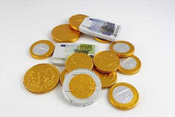 schokoladengeld