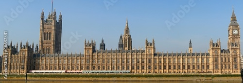 Houses Of Parliament - London