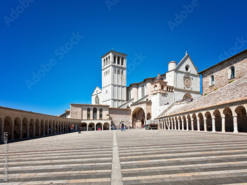 Basilica of San Francesco Assisi