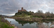 Panoramica do castelo de Almourol
