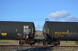 Tanker Train Cars