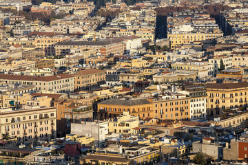 Rome from above