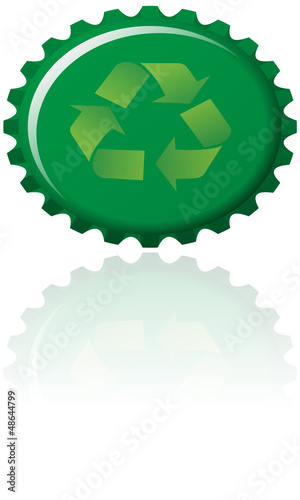 Eco bottle cap