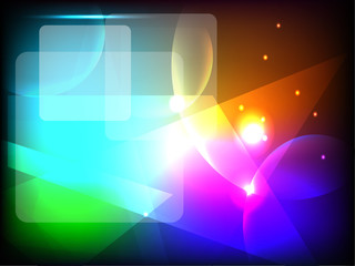 abstract background Rainbow