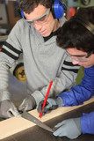 Apprentice joiner poster