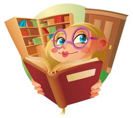 Reading Book