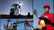 Oil and Gas Rig - Montage