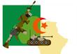guerra in Algeria