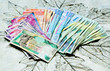 Used banknotes country Sri Lanka