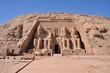 Fototapeten,neu-abu simbel,ägypten,pharao,sand