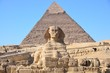 Great Sphinx Of Giza And The P...