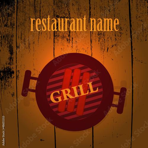 Grill menu