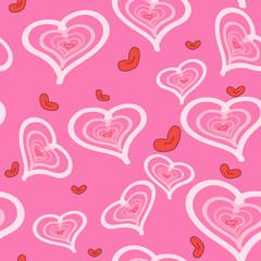 Hearts valentine