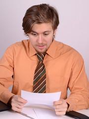 mann brief lesen